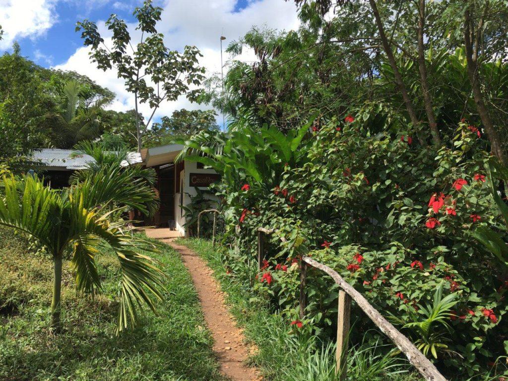 Beautiful gardens abound in TierraMitica