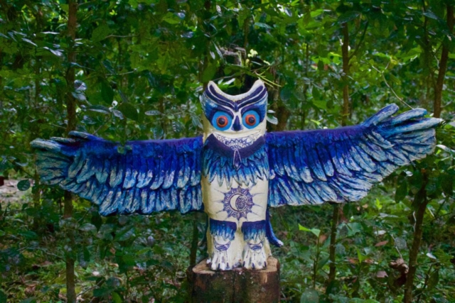 The Owl by Brielle