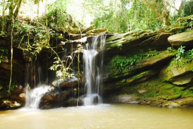 Natural swimming pool of TierraMitica
