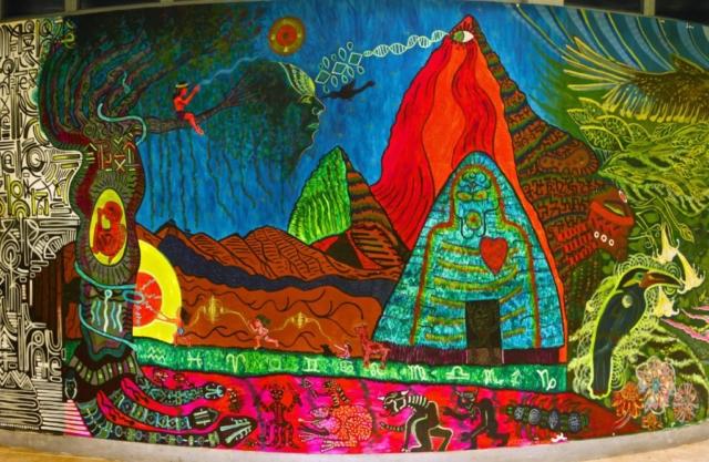 Daring a Sacrilege, by Myztico Campo