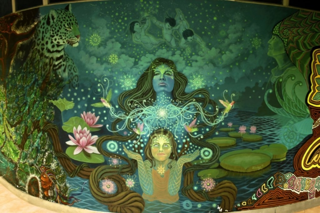 Discovering the Eye of the Heart by Lobsang Melendez Ahuanari