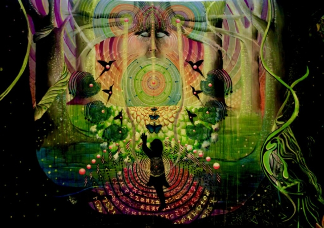 Ayahuasca Drops to the Rescue by Alicia Post