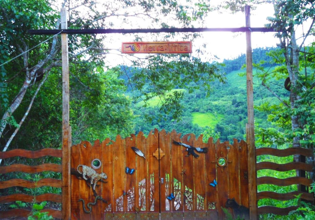Gate of TierraMitica