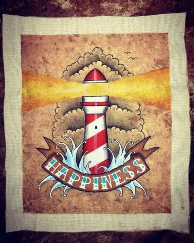 Happiness by Metsa