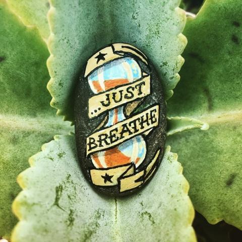 Just breathe by Metsa
